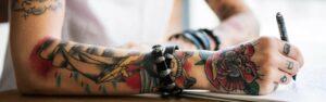 Descubre el cuidado del tatuaje durante las primeras semanas