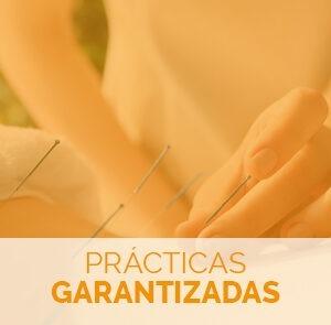 estudiar el curso de acupuntura con prácticas garantizadas