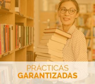 estudiar el curso de bibliotecario con prácticas garantizadas