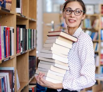 Aprende con el Curso de Bibliotecario y Servicios Bibliotecarios a gestionar estos centros