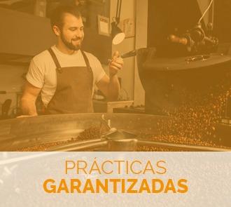 estudiar el curso de cafetería y elaboración de café con prácticas garantizadas
