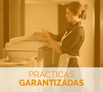 Estudia el Curso de Camarera de Pisos y aprende de este oficio con prácticas garantizadas