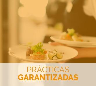 Fórmate con el Curso de Camarero Profesional y sigue progresando en tu carrera profesional con prácticas garantizadas