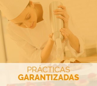 estudiar el curso de decoración de pasteles y repostería con prácticas garantizadas