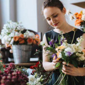 Fórmate con este Curso de Floristería y Arte Floral y aprende todas las técnicas