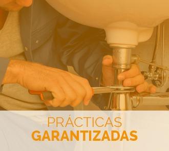 Estudia el Curso de Fontanería y sigue progresando en tu carrera profesional con prácticas garantizadas
