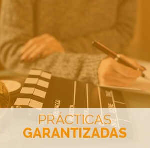 Estudia el Curso de Guionista de Cine y Televisión y conviértete en un profesional de la comunicación audiovisual con prácticas garantizadas