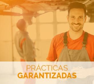estudiar el jefe de taller de carrocería con prácticas garantizadas
