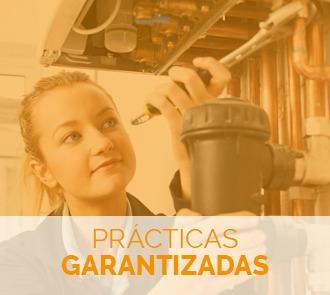 estudiar el curso de mantenimiento de instalaciones con prácticas garantizadas