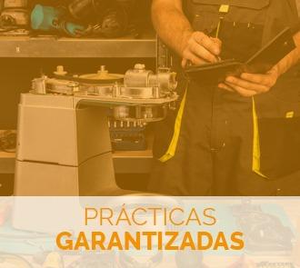 Estudia el Curso de Técnico de Mantenimiento y Reparación de pequeños Electrodomésticos y sigue progresando profesionalmente con prácticas garantizadas
