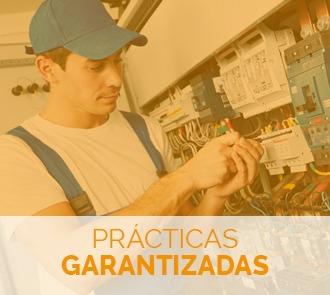 Aprende con el Curso de Técnico de Montaje de Redes de Baja Tensión y Alumbrado y sigue progresando profesionalmente con prácticas garantizadas