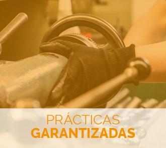 Estudia el Curso de Tornero y Fresador y conviértete en un especialista del sector con prácticas garantizadas