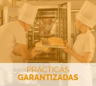 estudiar el curso de elaboración de productos de panadería con prácticas garantizadas