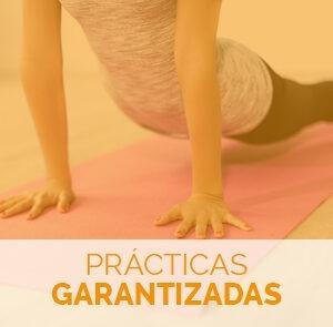 estudiar el curso monitor de yoga con prácticas garantizadas