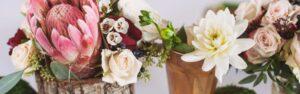 El diseño floral sirve para decorar estancias y aportar un ambiente único