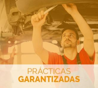 estudiar el máster en automoción con prácticas garantizadas