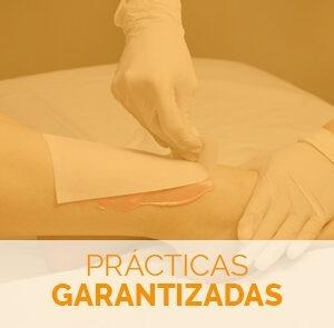 estudiar el experto en depilación de vello con prácticas garantizadas