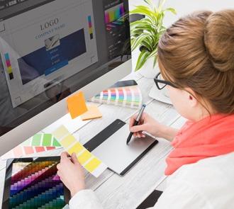 estudiar el máster en diseño de productos gráficos te formará como diseñador gráfico