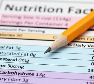 Fórmate con el Máster en Etiquetado Nutricional de Alimentos y especialízate en ello