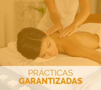 estudiar el máster en masajes estéticos con prácticas garantizadas