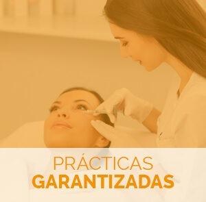 estudiar el máster en medicina estética con prácticas garantizadas