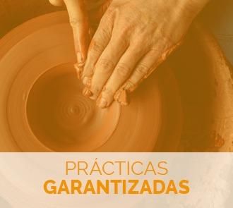 Estudiar el Máster en Moldes y Piezas Cerámicas Artesanales te dotará de todas las capacidades profesionales que necesitas con prácticas garantizadas