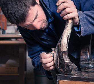 Cursa el Máster en Restauración Artesanal de Muebles y conviértete en un profesional