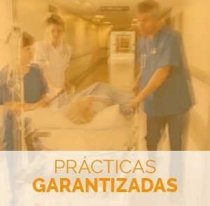 estudiar el experto en movilización de enfermos con prácticas garantizadas